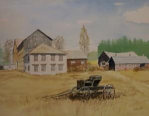 farm in New Hamburg