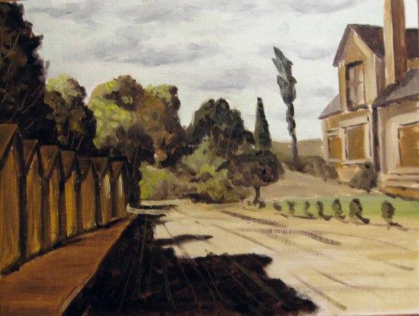 Monet copy