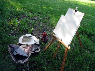 sketch setup