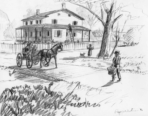 sketch-schneider-house-2006