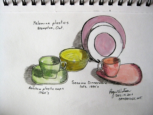 melamine-plastic