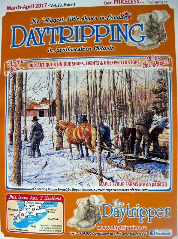 Daytripping spring 2017